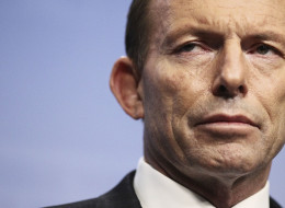 Prime Minister-elect Tony Abbott announces his ministery at Parliament House on September 16, 2013 in Canberra, Australia. (Photo by Stefan Postles/Getty Images)