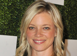 Actress Amy Smart, May 31, 2013 in Beverly Hills, California.  (Photo by Angela Weiss/Getty Images)