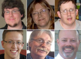 Five men and one women have been identified as the victims of Wednesday's deadly crash. (Facebook/Ottawa Police)
