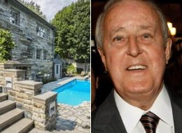 What can $8 million buy you these days?  How about the posh home of Canada's 18th prime minister? (CP/Mellor Group)