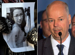A Nova Scotia Tory government would launch a judicial inquiry to examine the justice system's failures in the Rehtaeh Parsons case, Progressive Conservative Leader Jamie Baillie said Saturday. (AP/CP)