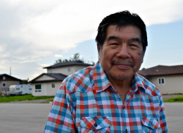 Allan Towehishig, chief of the Long Lake #58 First Nations reserve, believes development in the Ring of Fire mining region will spark business development and jobs for the youth of his community.