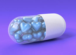 Love drug: The man's condition arose after he reportedly overdosed on Viagra