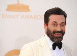 Jon Hamm is undergoing throat surgery in order to remove a polyp.