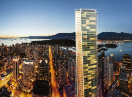 Trump International Tower Vancouver residents and hotel guests in Vancouver will travel in style in a chauffeur-driven Rolls-Royce Ghost. Condo owners will also have access to a Learjet. | Trump International Hotel and Tower