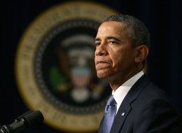 President Barack Obama thanked federal workers for all they do in a message on Tuesday. (Mark Wilson/Getty Images)