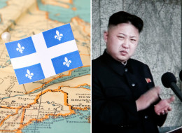 Quebec has been lumped with North Korea, Syria, Sudan as ineligible sites for a National Geographic photo contest. (Getty/AP)