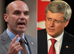 NDP House Leader Nathan Cullen claims the Harper government prorogued Parliament to avoid its scandals, ethics questions. (CP/Getty)
