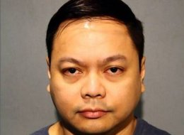 Dioscoro Flores, a Chicago nurse, is accused of sexually abusing a paralyzed soldier