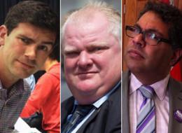 Edmonton Mayor-elect Don Iveson and Calgary Mayor Naheed Nenshi are significantly more popular than Toronto Mayor Rob Ford.