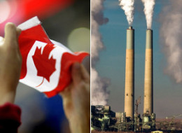 The latest internal government report confirms Canada is not close to being on track to meet its promised target for emissions cuts by the year 2020.