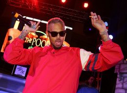 ATLANTIC CITY, NJ - OCTOBER 25:  Chris Brown performs at The Pool After Dark at Harrah's Resort on Friday October 25, 2013 in Atlantic City, New Jersey.  (Photo by Tom Briglia/FilmMagic)
