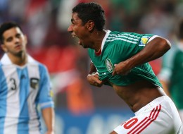 El vigente campeón México derrotó a la Argentina en la semifinal del Mundial Sub 17