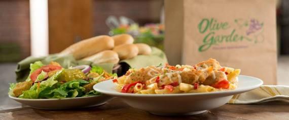 Restaurants Around The World Olive Garden