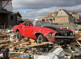 Washington, Ill. resident Timothy Rowe shared photos of destruction from around town.