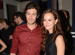 Are Leighton Meester and Adam Brody engaged?!