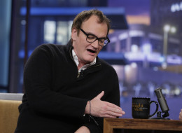 'The Tonight Show With Jay Leno': Quentin Tarantino Teases His Next Film, A Western