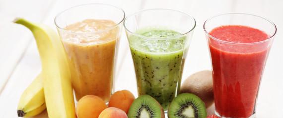 bienfaits des jus de fruits santé