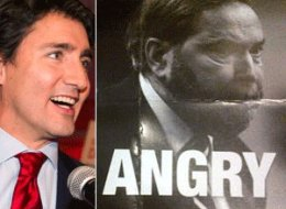 Liberals says campaign flyers in Toronto Centre depicting NDP Leader Tom Mulcair as