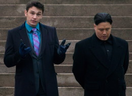 James Franco stars in The Interview, one of a number of major films that are filming in Vancouver. Hollywood continues to bleed projects to other places around the world.