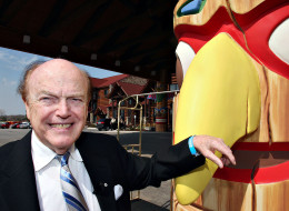 Jim Pattison has been named Canada's richest man with a fortune of $9.5 billion. (Getty)