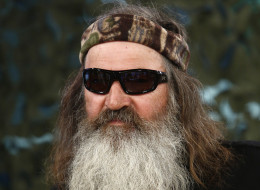 Phil Robertson appears on NBC News' 'Today' show (Photo by: Peter Kramer/NBC/NBC NewsWire via Getty Images)