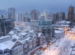 Vancouver is unlikely to see a white Christmas, based on a weather forecast by Environment Canada.