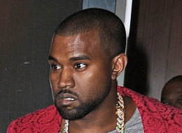 Kanye West is seen on November 23, 2013 in New York City.