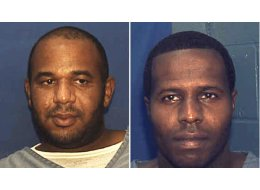 Charles Walker and Joseph Jenkins were mistakenly released from prison in Franklin County, Fla., in late September and early October.