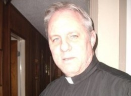 Father Eric Freed was found dead in and Eureka, Calif. police believe he was murdered.