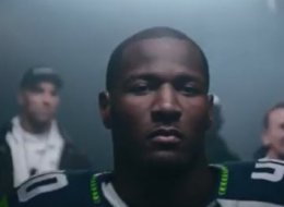 Derrick Coleman is the first deaf player on offense in NFL history.