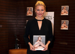 LOS ANGELES, CA - JANUARY 16:  Cameron Diaz attends the book signing for 'The Body Book' at Barnes & Noble bookstore at The Grove on January 16, 2014 in Los Angeles, California.  (Photo by Gabriel Olsen/Getty Images)