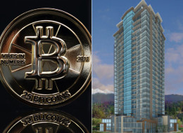 Quantum Properties, an Abbotsford-based real estate developer, is accepting Bitcoin for deposits on its condos.
