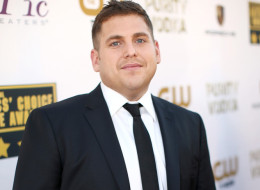 Jonah Hill was paid just $60,000 for 'Wolf of Wall Street.' Here, he attends the 19th Annual Critics' Choice Movie Awards at Barker Hangar on Jan. 16. (Christopher Polk/Getty Images)