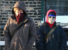 Officials are already warning of a rough Monday commute on account of sub-zero temps.