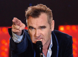 Morrissey's big mouth has struck again