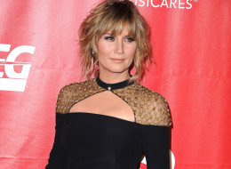 Jennifer Nettles talks lesbian rumors in a new PrideSource interview. Here, she arrives at the 2014 MusiCares Person Of The Year Honoring Carole King on Jan. 24 in Los Angeles.