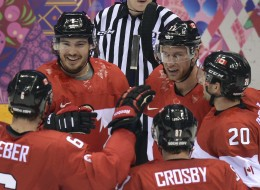The Canada-USA hockey rivalry has boiled over into social media, spawning barbs from both sides of the border.