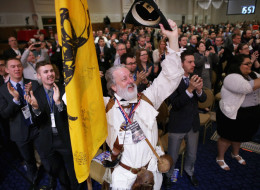 Gay rights was largely a non-issue at CPAC in 2014. (Photo by Chip Somodevilla/Getty Images)