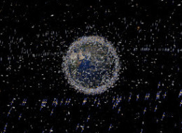 Space Junk Video Shows What 500,000 Objects In Orbit ...
