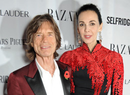 Fashion designer L'Wren Scott, girlfriend of Mick Jagger, committed suicide in Manhattan March 17. (File photo from November 5, 2013 in London, England by David M. Benett/Getty Images)