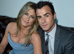 Jennifer Aniston says Justin Theroux is a great cook.