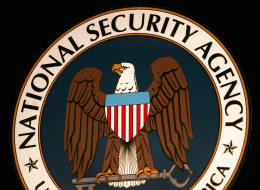 The seal of the U.S. National Security Agency. (PAUL J. RICHARDS/AFP/Getty Images)