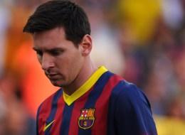 Messi reacciona a la nueva derrota del Barcelona, ahora ante Granada, en la Liga