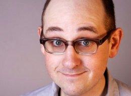 Comedian Ethan T. Berlin.