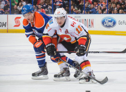 The Edmonton Oilers will pick third overall, followed by the Calgary Flames with the fourth pick in the 2014 NHL entry draft.