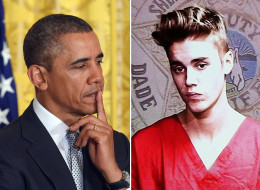 The White House weighed in on a petition to deport pop superstar Justin Bieber back to Canada with two words: No comment.