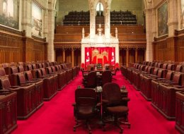 The Supreme Court has shot down Prime Minister Stephen Harper's hopes of a quick fix for Canada's scandal-plagued Senate. (CP)