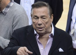 Los Angeles Clippers owner Donald Sterling attends the NBA playoff game between the Clippers and the Golden State Warriors, April 21, 2014 at Staples Center in Los Angeles, California.  (ROBYN BECK/AFP/Getty Images)