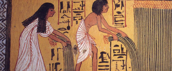 La dieta de los egipcios